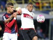 Bóng đá - Bologna - AC Milan: May mắn mỉm cười