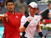 "Thể thao - CK Madrid Open: Murray & ""ngọn núi"" Djokovic"