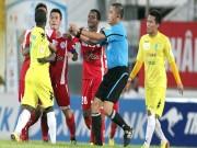 Bóng đá - Sôi động V-League 8/5: Fan Hải Phòng u sầu vì Samson