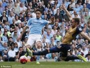 Bóng đá - Man City - Arsenal: Xứng danh đại chiến