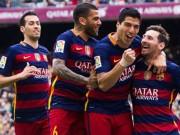 Bóng đá - Barca thắng 5 sao, Enrique tự tin giành chức vô địch