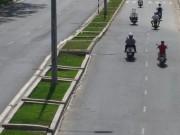 """Video An ninh - Đại lộ """"nghìn tỷ"""" sụt lún khiến người Sài Gòn khiếp sợ"""