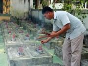 Tin tức trong ngày - Độc đáo nghĩa trang thờ 100 con cá voi ở Nghệ An