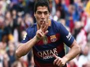 Bóng đá - Luis Suarez: Vượt bóng Messi, tranh đoạt QBV