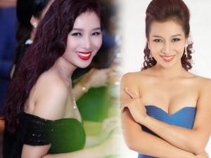 Làm đẹp - U40 Thu Hương bật mí cách giữ ngực đẹp sau sinh
