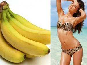 Làm đẹp - Mẹo giảm nhanh 2kg trong 1 tuần nhờ ăn chuối