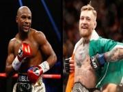"""Thể thao - Bị cản, trận Mayweather - """"Gã điên UFC"""" vẫn tiến"""