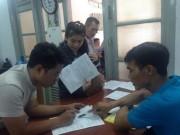 Giáo dục - du học - Thí sinh cuống cuồng điều chỉnh hồ sơ đăng ký thi THPT