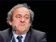 Bóng đá - Tin HOT tối 9/5: Platini bị buộc từ chức chủ tịch UEFA