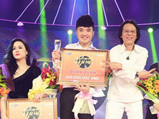 Dương Ngọc Thái giành giải 200 triệu nhờ hát Bolero
