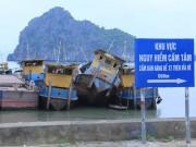 """Tin tức trong ngày - """"Đống sắt vụn"""" hàng trăm tỷ gây ô nhiễm vịnh Hạ Long"""