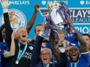 Bóng đá - Sao Leicester được cộng đồng mạng vinh danh