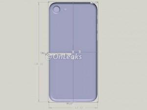 Dế sắp ra lò - iPhone 7 có kích thước giống như iPhone 6s