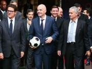 Bóng đá - Chủ tịch FIFA lệnh Mourinho tái xuất ngay tuần này