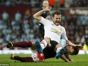 Bóng đá - Chi tiết West Ham - MU: Nỗ lực trong vô vọng (KT)