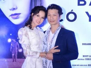 Phim - Vợ chồng Dustin Nguyễn tình tứ không rời tại Hà Nội