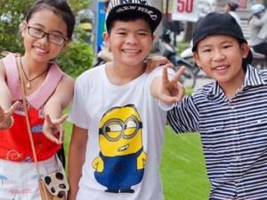 Phim - Bảng điểm đáng ngưỡng mộ của loạt sao nhí showbiz Việt