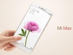 Dế sắp ra lò - Xiaomi Mi Max cấu hình mạnh, giá ổn trình làng