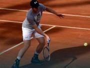 Thể thao - Rome Masters ngày 3: Murray thắng nhàn, Raonic rời giải