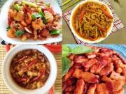 Ẩm thực - 4 món rim rẻ tiền mà trôi cơm cho ngày mát trời