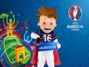 Bóng đá - Linh vật Euro 2016: Siêu anh hùng của bóng đá thế giới