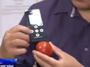 Video An ninh - Thực hư công dụng của máy đo an toàn thực phẩm