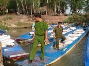 An ninh Xã hội - Mật phục tóm gọn băng buôn lậu ở vùng biên