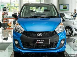 Ô tô - Xe máy - Chi tiết ôtô Perodua Myvi giá hơn 200 triệu ở Malaysia