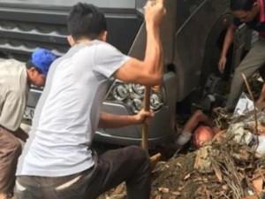 Tin tức trong ngày - Bác tin người nước ngoài bị xe tải cán chết ở Phú Thọ