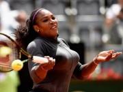 Thể thao - Serena - McHale: Dạy dỗ đàn em (V3 WTA Rome)