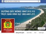 An ninh Xã hội - Bắt đối trượng bị truy nã sau 10 giờ công bố trên Facebook