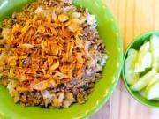 Ẩm thực - 5 món xôi dễ ăn cho sáng mùa hè ở Hà Nội