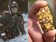 Phi thường - kỳ quặc - Lặn biển, tìm thấy cục vàng to bằng quả trứng