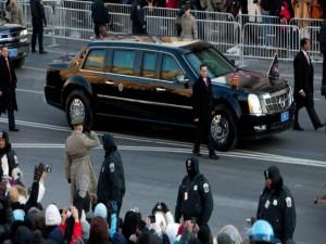 Ô tô - Xe máy - Tiết lộ quy trình đưa siêu xe Tổng thống Mỹ tới VN