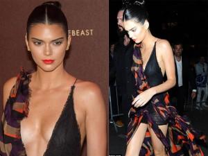 """Thời trang - Hot girl Hollywood mặc váy """"tả tơi"""" tại Cannes"""