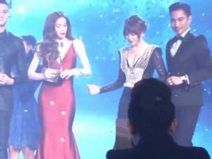 """Ca nhạc - MTV - Hari Won lên tiếng về """"thái độ chảnh"""" của Hồ Ngọc Hà"""