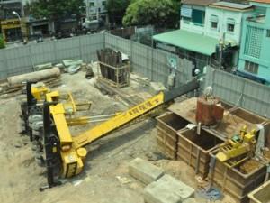 Tin tức trong ngày - Nguyên nhân sập cần cẩu ở trung tâm Sài Gòn