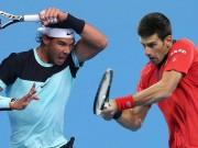 """Thể thao - Chi tiết Nadal - Djokovic: """"Tử nạn"""" ở màn """"đấu súng"""" (KT)"""