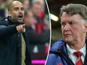 Bóng đá - Van Gaal càng thất bại, Guardiola càng hoang mang