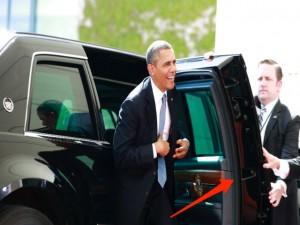 Ô tô - Xe máy - Bí mật chưa ai biết về cánh cửa xe The Beast của Tổng thống Mỹ