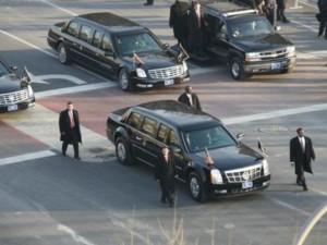 """Ô tô - Xe máy - Khám phá siêu xe """"Quái vật"""" sẽ chở Obama ở Việt Nam"""