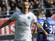 Bóng đá - Ibra ghi bàn lạnh lùng top 5 bàn đẹp Ligue 1 vòng 37