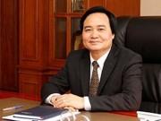 """Giáo dục - du học - Cuối tháng 5, Bộ trưởng Phùng Xuân Nhạ gặp cô giáo có """"8 thỉnh cầu"""""""