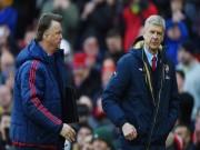 Bóng đá - Premier League: Van Gaal, Wenger và những chiếc ghế lung lay