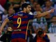 Bóng đá - Suarez đoạt Pichichi: Hiệu quả vượt xa CR7 & Messi