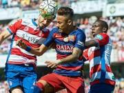 Bóng đá - Granada chặt chém, Barca chịu đau đớn trong ngày vui