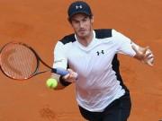 Thể thao - Rome Masters ngày 6: Murray giành vé vào chung kết