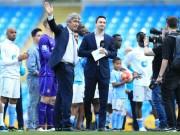 Bóng đá - Man City đua top 4: Pellegrini không chiến đấu vì Pep