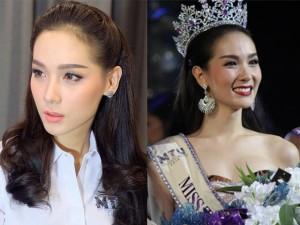 Thời trang - Lộ diện hoa hậu chuyển giới xinh nhất Thái Lan