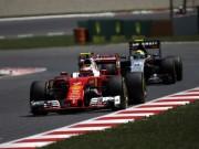 Thể thao - F1, Spanish GP: Hamilton giành pole, thất vọng Ferrari